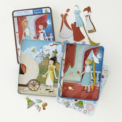 Magnetic Tins (Fairy Tales)