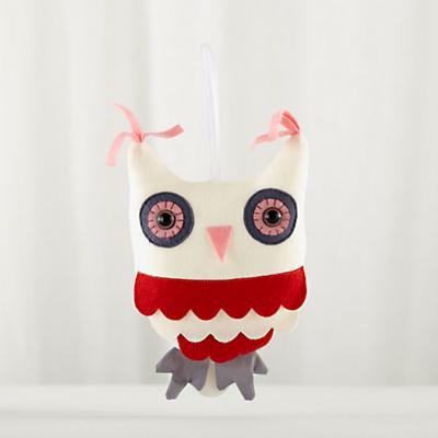 Henny the Owl Music Box