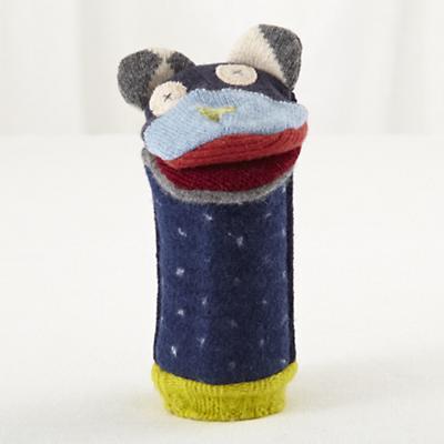 Bear Pullover Hand Puppet