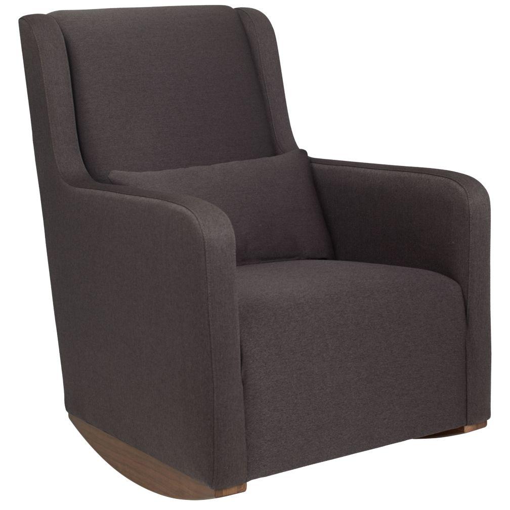 Marley Rocking Chair (Dark Grey)