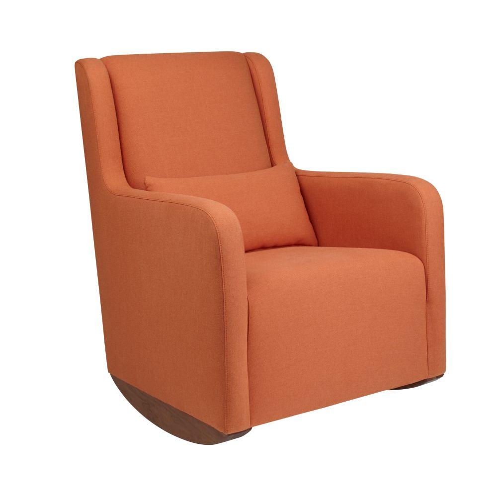 Marley Rocking Chair (Orange)