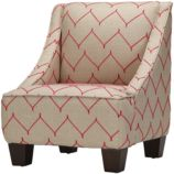 Little Swoop Chair (DuJour Rosario)