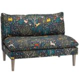 Upholstered Settee (Folkland Admiral)