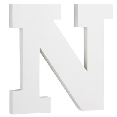 We've Got Letters, Letter 'N'