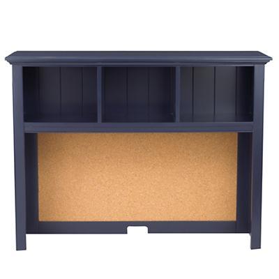 Walden Desk Hutch (Midnight Blue)