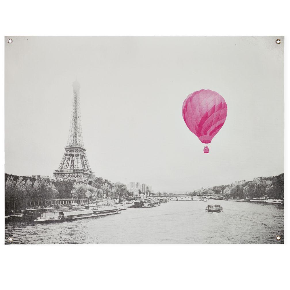 Bonjour Balloon Banner