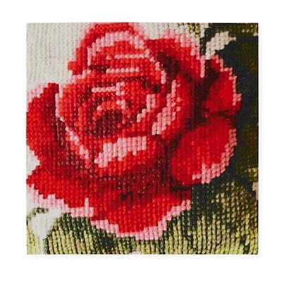 In Faux Bloom Wall Art (Rose)