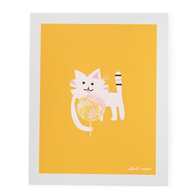 Cat & Candy Wall Art