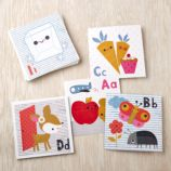 Alphabet Wall Cards by Jillian Phillips