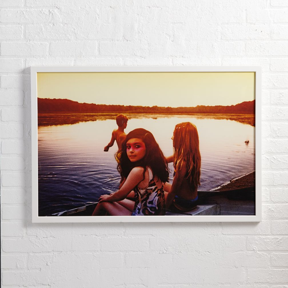 Wandawega Framed Wall Art (Lake)