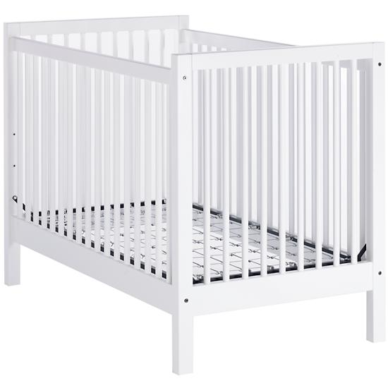 crib furniture product baby forever cribs by gardena pali white