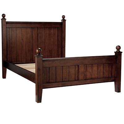 Walden Full Bed (Chocolate)