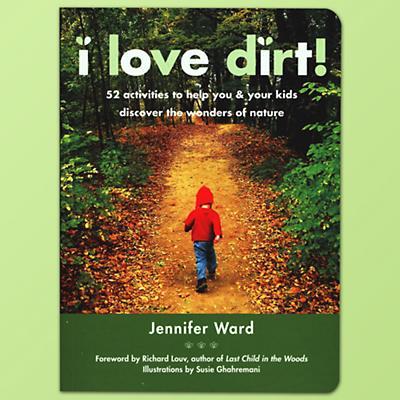 I Love Dirt Activity Book