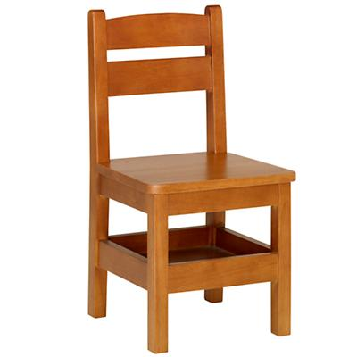 Storage Chair (Lt. Honey)