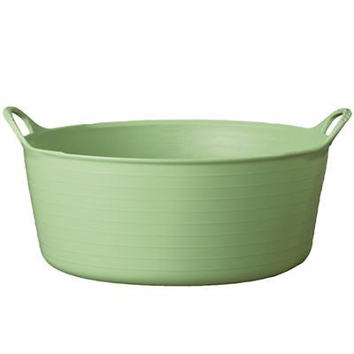Small Shallow Tubtrug® Tub (Lt. Green)